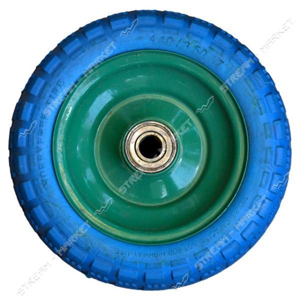 Колеcо на тачку 3.5-5 (ширина резины 3, 5 дюйма, диска 5 внутр. d20)