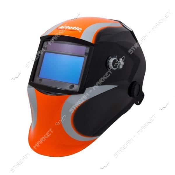 Маска Хамелеон ARTOTIC SUN7B черно-оранжевый (WH-0017)