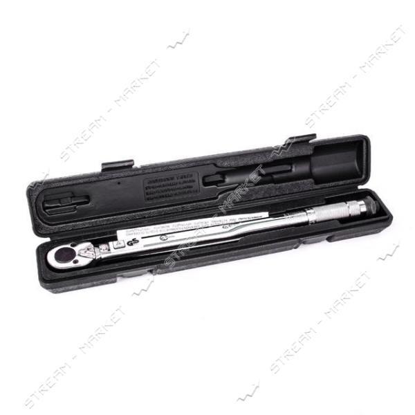 Динамометрический ключ INTERTOOL XT-9006 1/2', 28-210NM