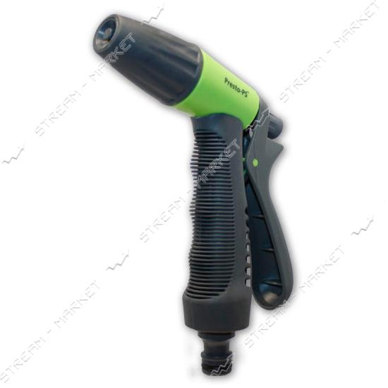 Presto 7208(Green) Пистолет пластиковый Брандспойт