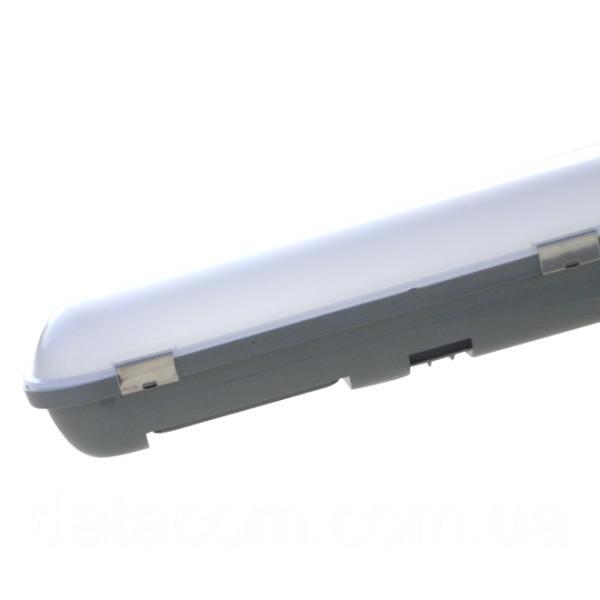 Светильник линейный Maxus 1200мм 40Вт 3600Лм 5000К IP65 пластик