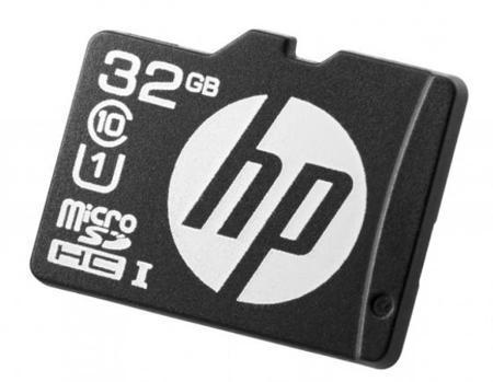 Карта памяти Micro SDHC 32Gb Class 10 HP 700139-B21