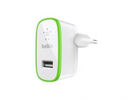 Сетевое зарядное устройство Belkin F8J052CWWHT 2.1A USB белый