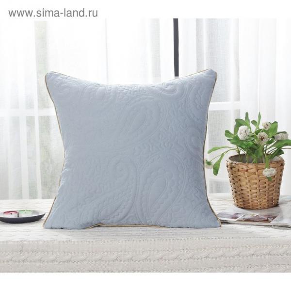Наволочка декоративная Andora, размер 45х45 см, 120 г/м2 45/018-AD
