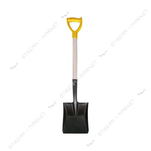 Лопата совковая MASTERTOOL 14-6269 с черенком и ручкой 1200*225*275мм