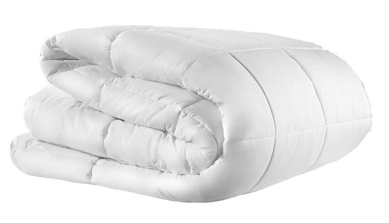 Демисезонное одеяло для гостиниц Лебяжий пух 200*215
