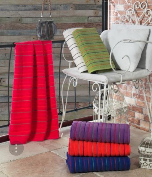 Фото Полотенца, Банные полотенца Махровое полотенце 70*140 Julie Vip Cotton Турция
