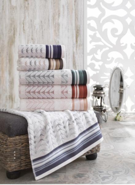 Фото Полотенца, Банные полотенца Махровое полотенце 70*140 Saheser Турция