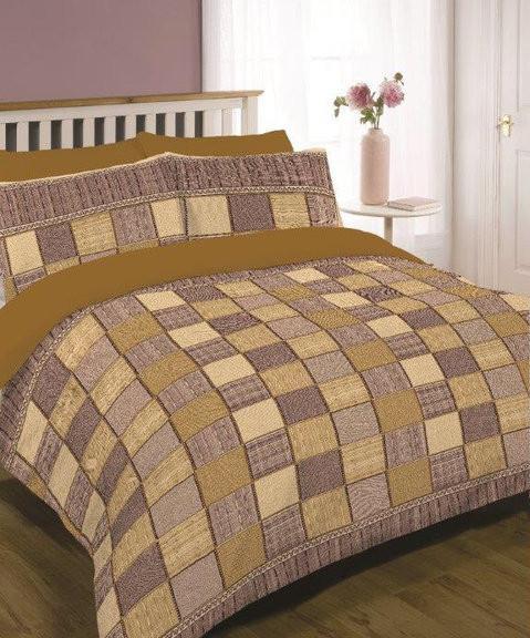 Фото Постельное белье, Постельное белье Сатин Gold, Семейные комплекты сатин Gold Семейный Комплект постельного белья Сатин Gold