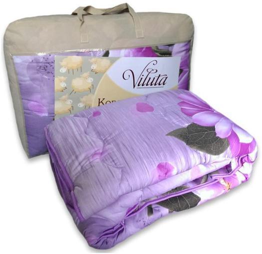 Шерстяное одеяло Шерсть 140*205 Viluta