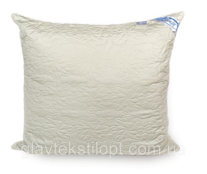 Фото Подушки, Подушки силиконовые Подушка Эконом стеганая 70*70 Leleka-textile