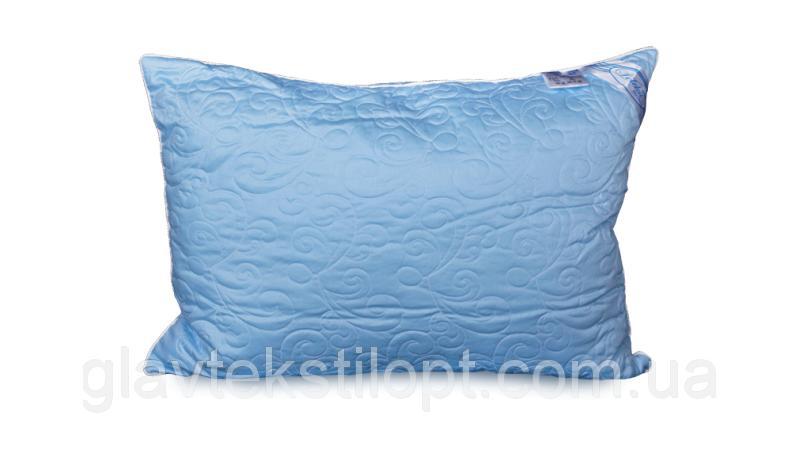 Подушка Эконом стеганая 50*70 Leleka-textile