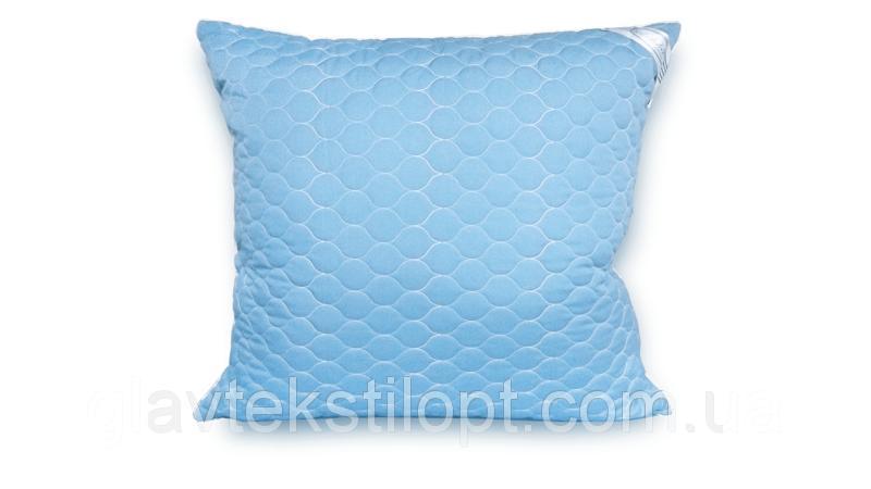 Подушка Экстра стеганая 70*70 Leleka-textile