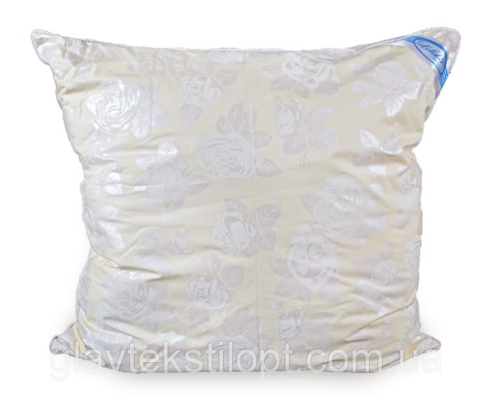 Подушка Лебяжий пух 70*70 Leleka-textile