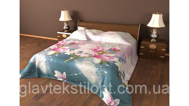 Фото Одеяла, Одеяла-покрывала атлас Летнее одеяло-покрывало 180*210 Leleka-textile