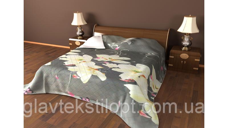 Фото Одеяла, Одеяла-покрывала атлас Летнее одеяло-покрывало 150*210 Leleka-textile