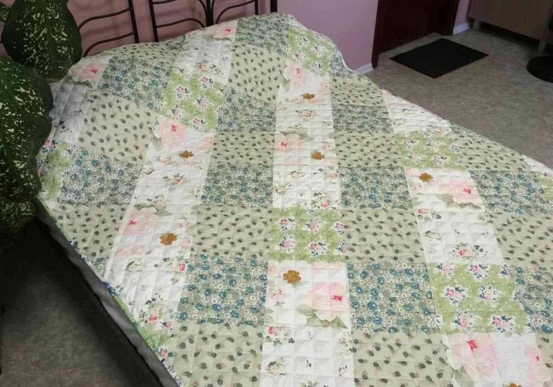 Фото Одеяла, Летние одеяла Одеяло-покрывало Полиэстер 200*220 Leleka-textile