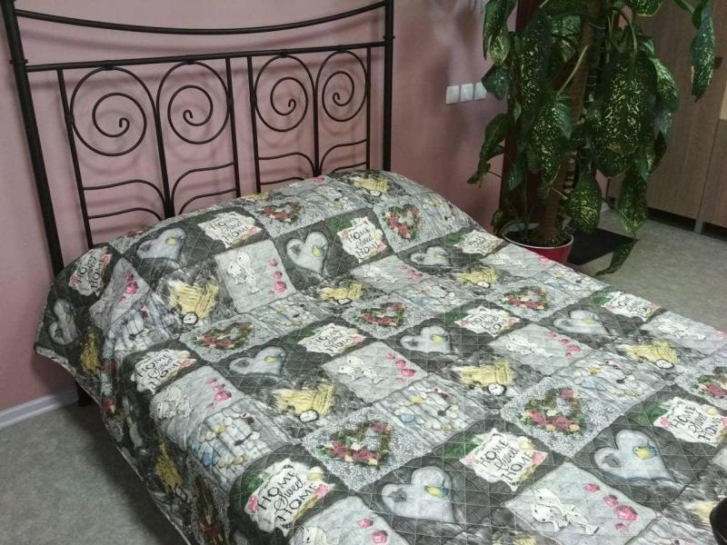 Одеяло-покрывало Полиэстер 172*205 Leleka-textile