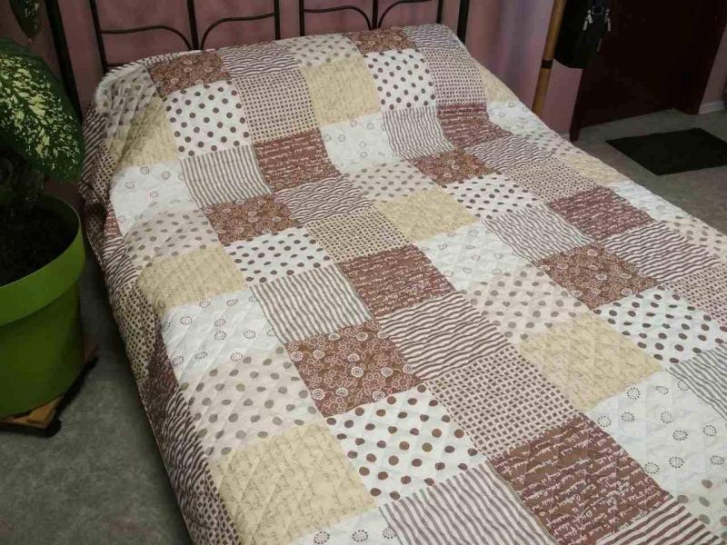 Фото Одеяла, Летние одеяла Одеяло-покрывало Полиэстер 140*205 Leleka-textile