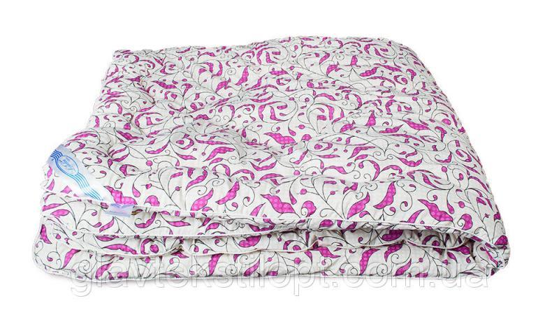 Шерстяное одеяло Зима 140*205 Leleka-textile
