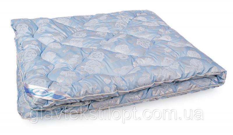 Фото Одеяла, Одеяла силиконовые Одеяло Лебяжий пух 200*220 Leleka-textile