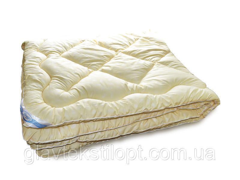 Одеяло Лебяжий пух 140*205 Leleka-textile