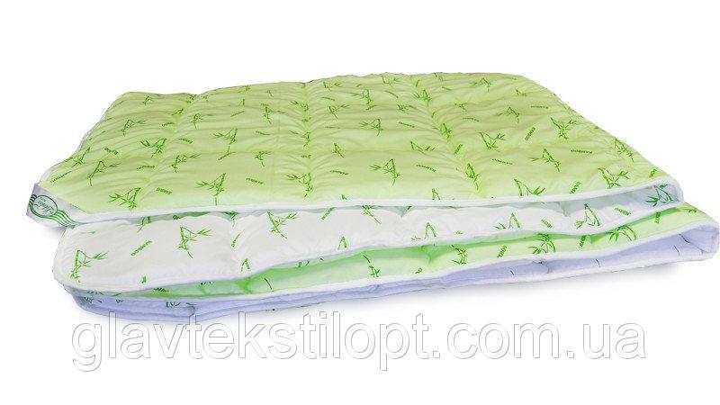 Фото Одеяла, Одеяла с натуральным наполнителем Одеяло Бамбук Премиум 200*220 Leleka-textile