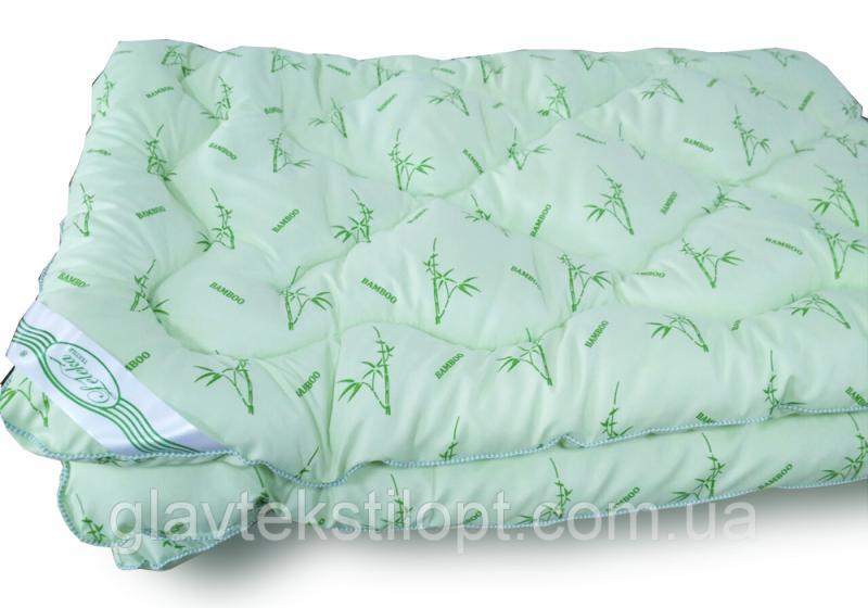 Одеяло Бамбук 200*220 Leleka-textile