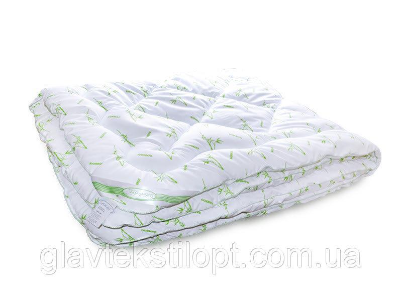 Фото Одеяла, Одеяла с натуральным наполнителем Одеяло Бамбук 140*205 Leleka-textile