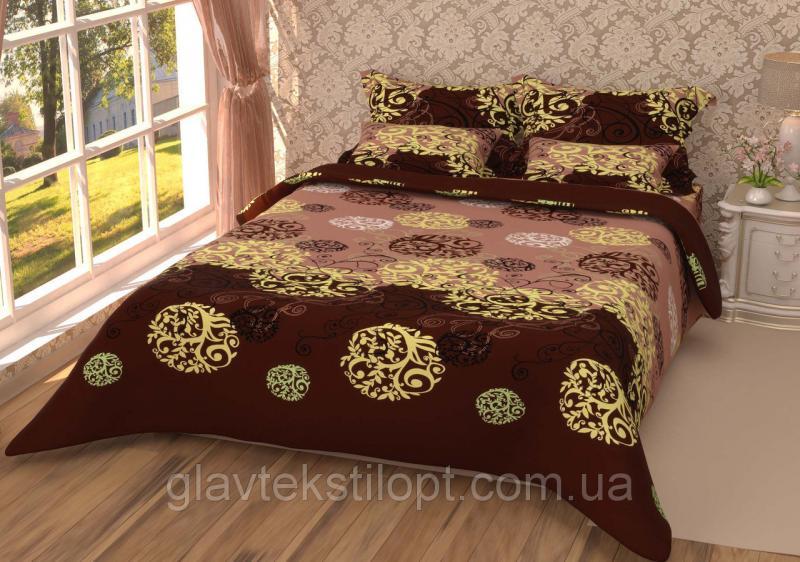 Фото Постельное белье, Постельное белье Бязь Китай Постельное белье 1,5  Поликоттон Leleka-textile