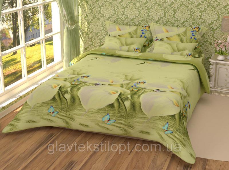 Фото Постельное белье, Постельное белье Бязь, Двуспальные комплеты Постельное белье 2,0 Leleka-textile
