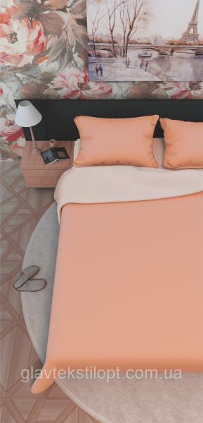 Фото Постельное белье, Постельное белье Ранфорс, Двуспальные комплекты Ранфорс Постельное белье 2,0 Дуэт Leleka-textile