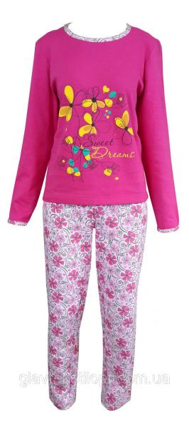 Фото Пижамы Теплая женская пижама