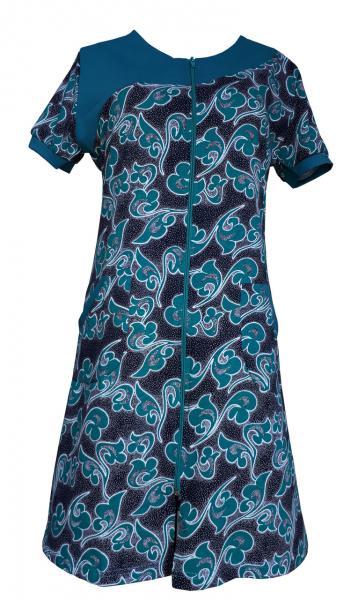Фото Халаты, Летние трикотажные халаты Женский трикотажный халат