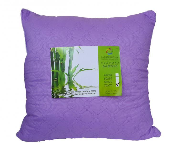 Подушка Бамбук 70*70 Главтекстиль
