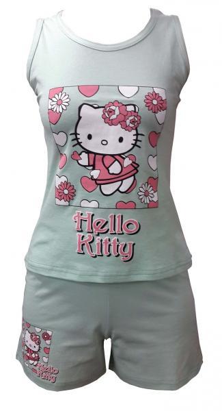 Пижама с шортами Hello Kitty
