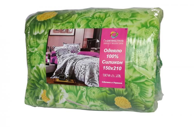 Фото Одеяла, Одеяла силиконовые Силиконовое одеяло 1,5 Главтекстиль