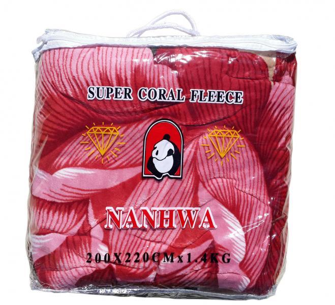 Фото Пледы и покрывала, Флисовые пледы Покрывало из микрофибры производитель Турция