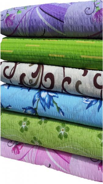 Фото Постельное белье, Постельное белье Жатка Постельное белье 1.5 Жатка Синие цветы