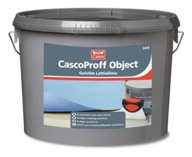 Клей для пола CASCOPROFF OBJECT - 3л