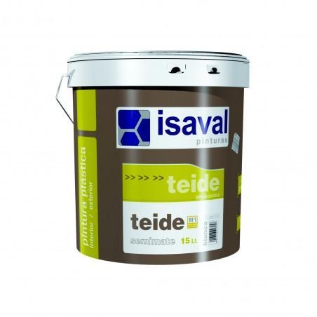 Краска водоэмульсионная виниловая ISAVAL Teide 1 л