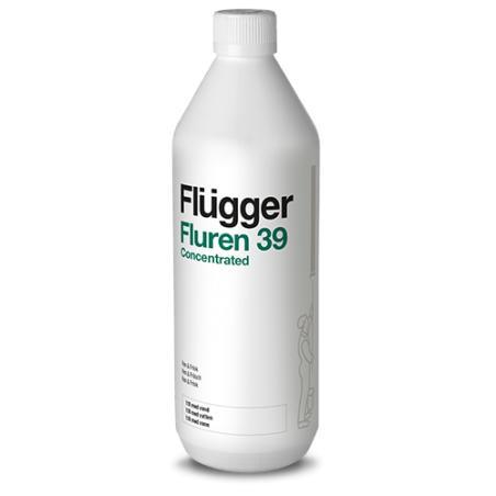 Моющее средство  для интерьеров Flugger Fluren 39 Desinfection 1л