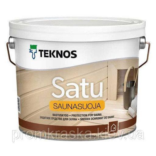 САТУ Саунасуойя защитное средство для сауны 9