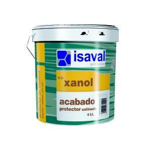 Лазурь для древесины акриловая на водной основе с УФ фильтром Ксанол Акабадо 2,5 Л