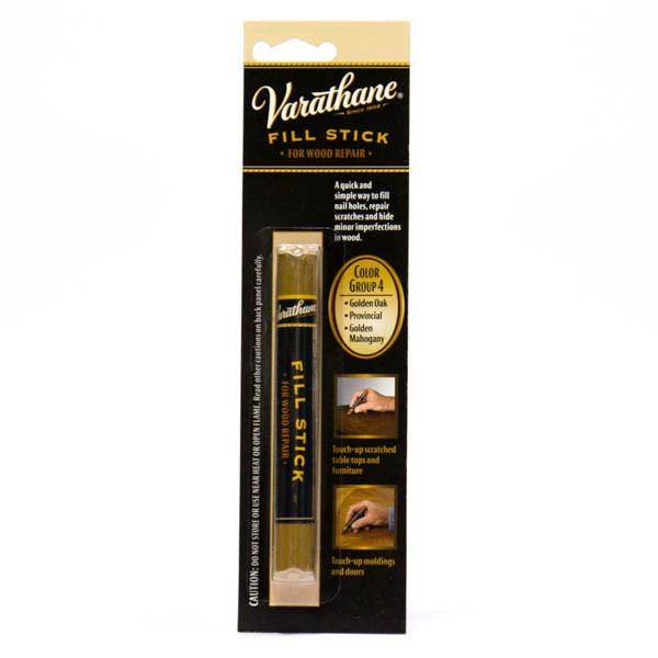 Восковый реставрационный карандаш для мебели,устранения царапин цвет Золотой дуб,Золотой махагон Rust Oleum