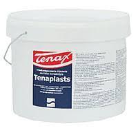 Тенапласт акриловый строительный  белый герметик 15 кг