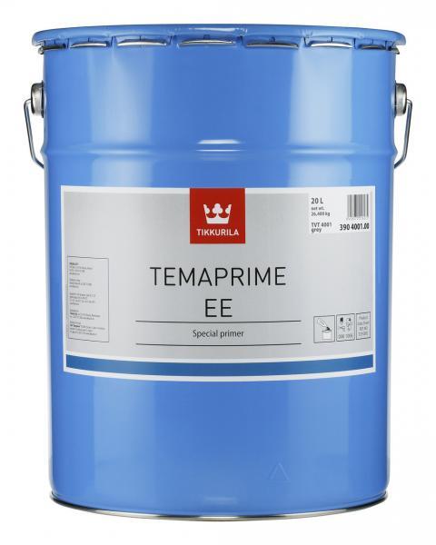 Противокоррозийная грунтовка для черных и цветных металлов Temaprime EE база TCH 18л.