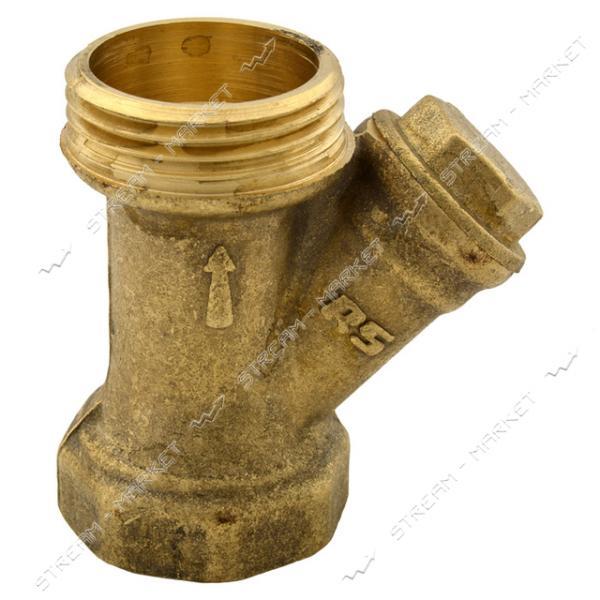 Фильтр грубой очистки воды 1'Вх1'Н STA (зауженный проход 3/4')