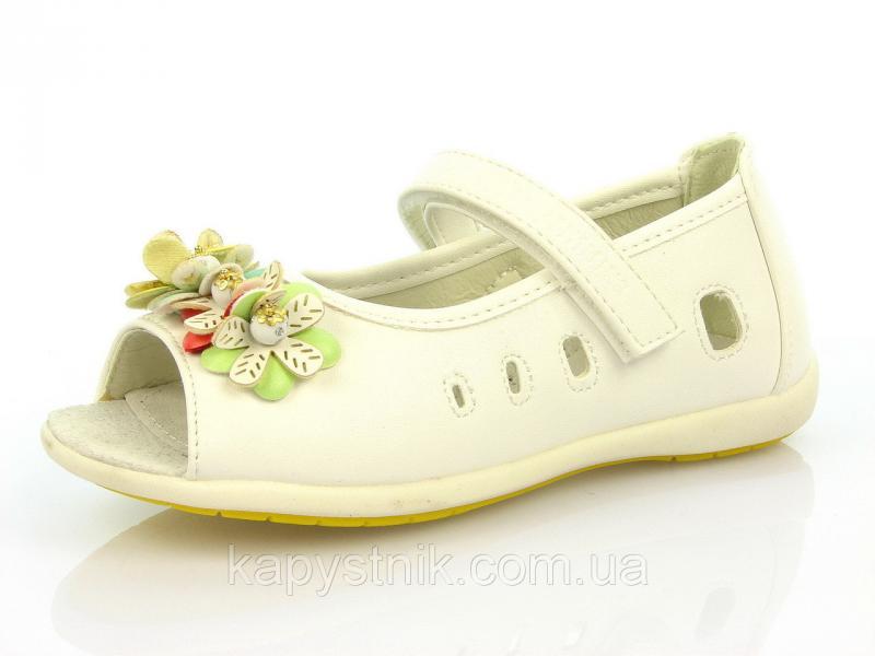 Летние детские туфли Шалунишка:5604
