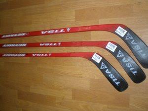 Клюшка хоккейная TISA Detroit INT, взрослая (L,R)